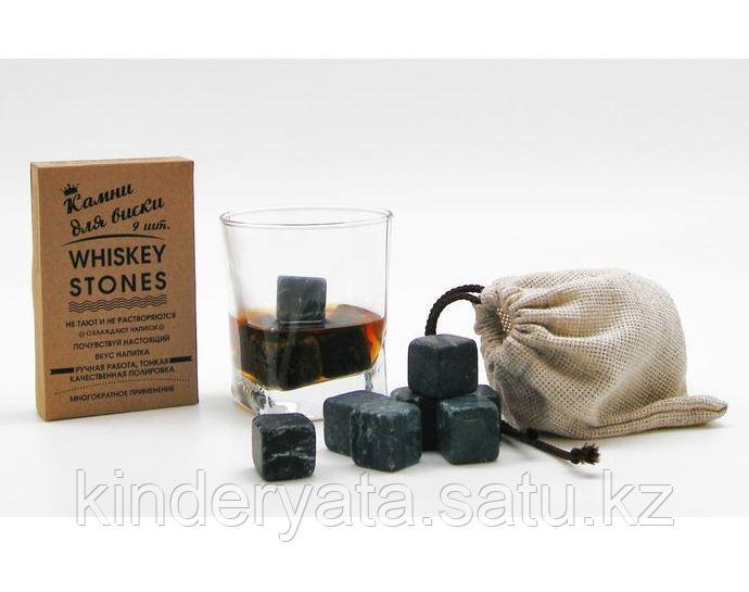 "Набор ""Камни для Виски"", 9 шт."