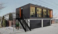 Жилые контейнер офисы,дома, фото 1