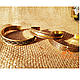 Браслет медь и латунь, 1шт, фото 2