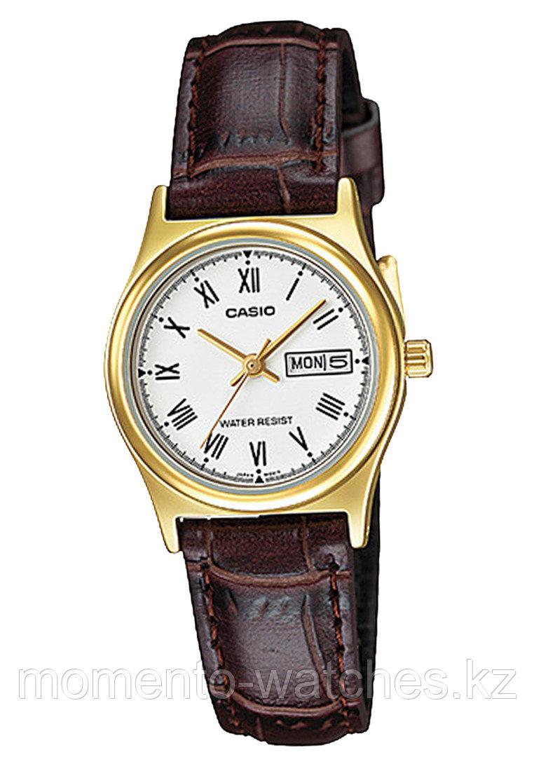 Женские часы Casio LTP-V006GL-7BUDF