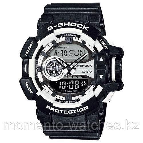 Мужские часы Casio G - Shock GA-400-1A