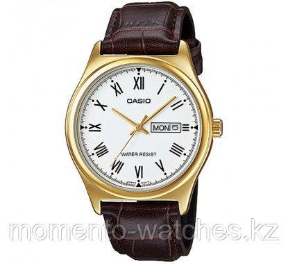 Мужские часы Casio MTP-V006GL-7BUDF