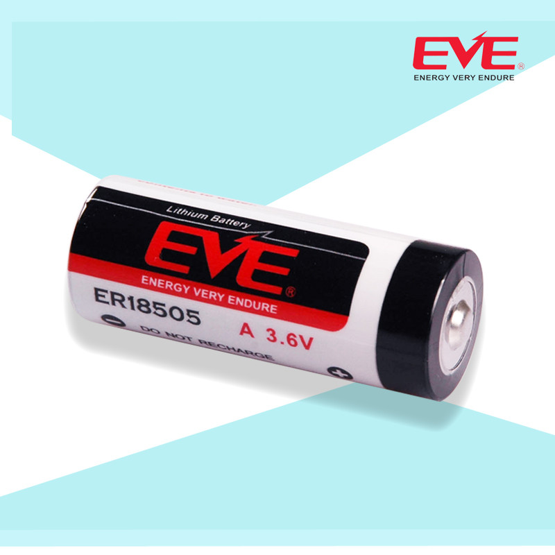 Батарейка 3.6v  ER18505 типоразмер A    EVE