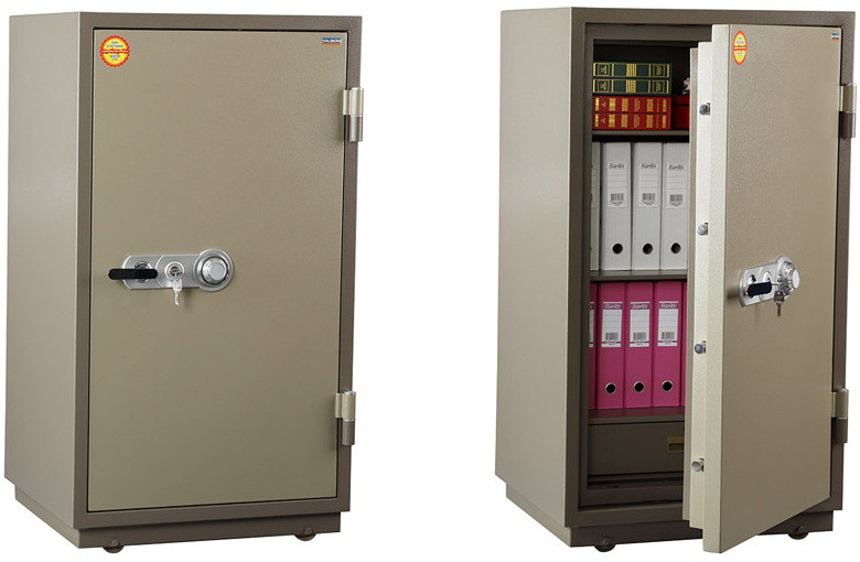 Огнестойкий сейф VALBERG Сейф FRS-127 CL (1275x711x581 мм)