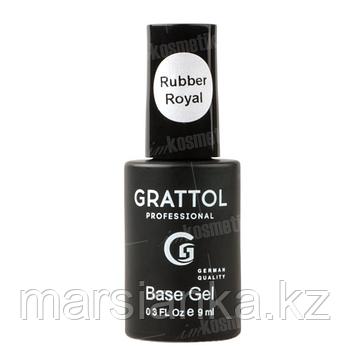 Rubber Base Royal Grattol (база-биогель), 9мл