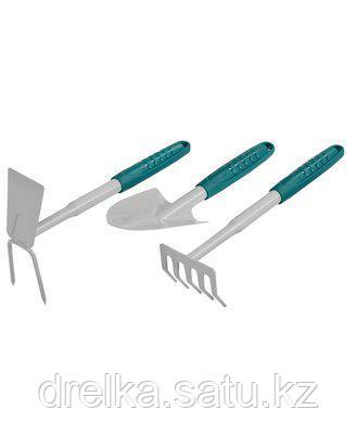 Набор садовых инструментов RACO 4225-53/475, 3 предмета: совок 4207-53481, грабельки -53484, мотыжка -53486 , фото 2