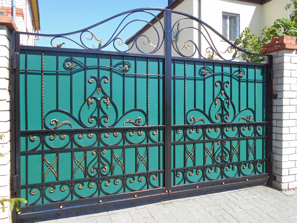 Ворота алматы