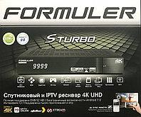 Спутниковый ресивер FORMULER 4K (UHD)