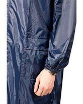Плащ - дождевик STAYER 11612-52, нейлоновый, на молнии, синий цвет, размер 52-54, фото 3