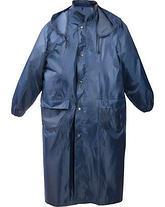 Плащ - дождевик STAYER 11612-52, нейлоновый, на молнии, синий цвет, размер 52-54, фото 2