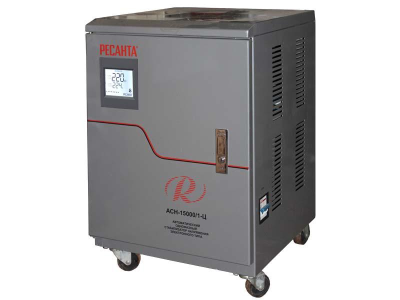 Стабилизатор АСН-15000/1-Ц