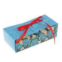 """Коробка для сладостей """"Цветочная фантазия"""" 15 х 7 х 5 см"""