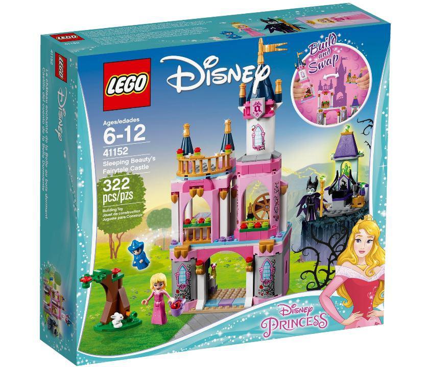 41152 Lego Disney Princess Сказочный замок Спящей Красавицы, Лего Принцессы Дисней