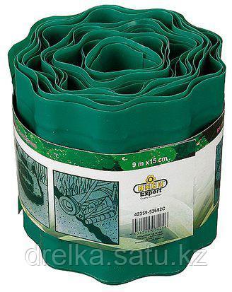 Лента бордюрная RACO, цвет зеленый, 15см х 9 м, 42359-53682C