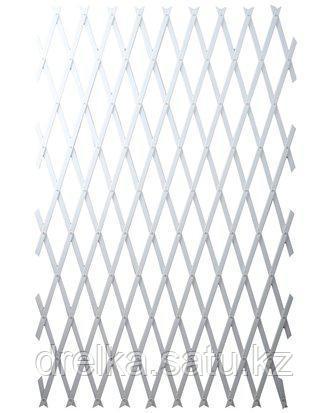 Шпалера решетка RACO 42359-54202W, белая, 100 х 200см, фото 2