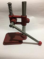 Аппарат для обтягивания пуговиц(без насадок)