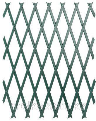 Шпалера решетка RACO 42359-54208G, зеленая, 100 х 300см