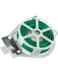 Проволока подвязочная RACO плоская, в пластиковой обойме, 20м, 42359-53632C