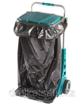 Тележка садовая RACO, в комплекте с мешком на 120 л, 42359-53/861
