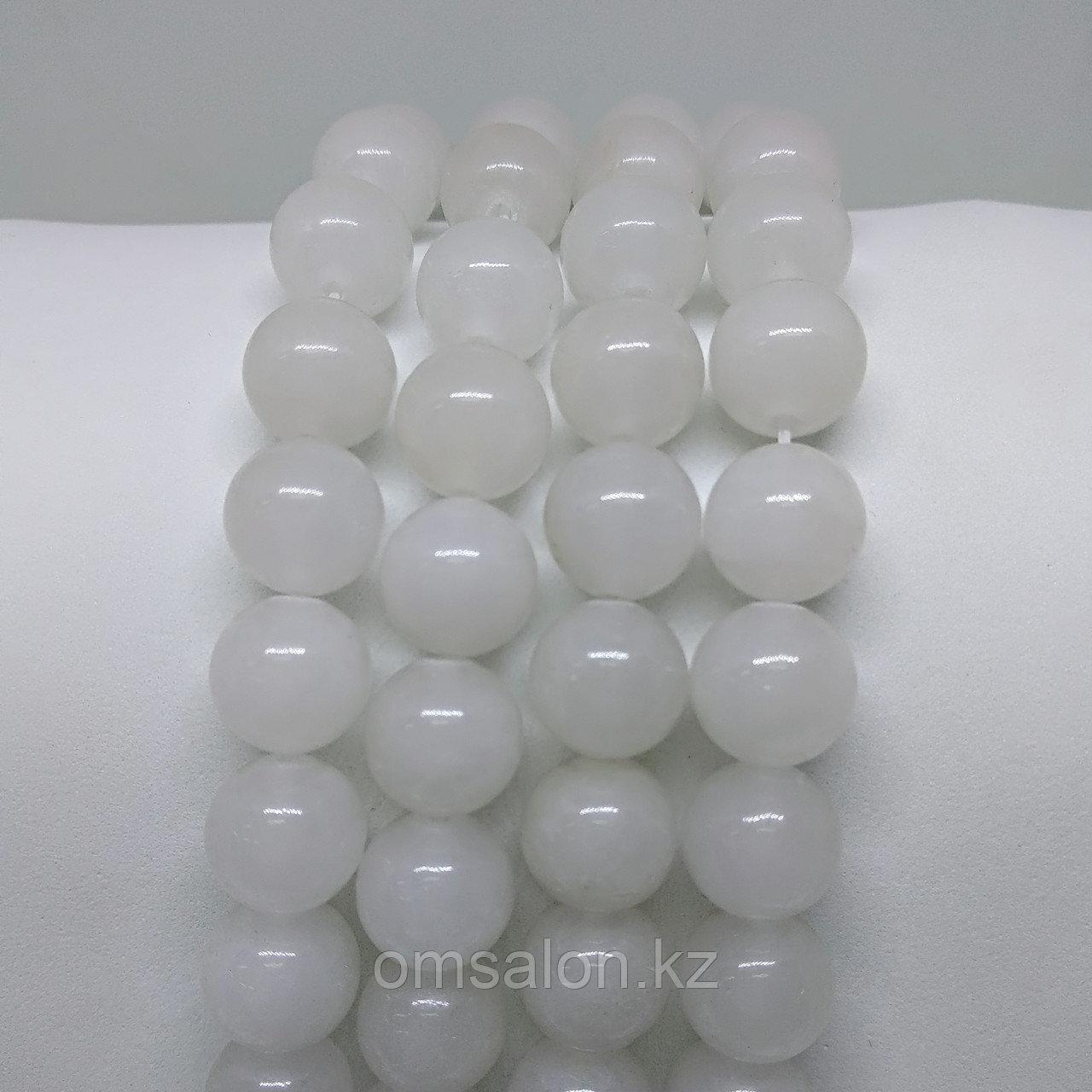 Белый кварц, 10 мм