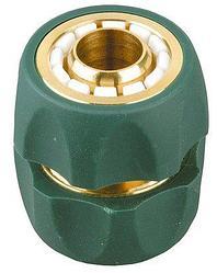 Муфта RACO Profi-Plus (шланг-шланг), латунная с покрытием TPR, 3/4, 4244-55119B