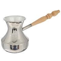Медная турка для варки кофе 550 мл