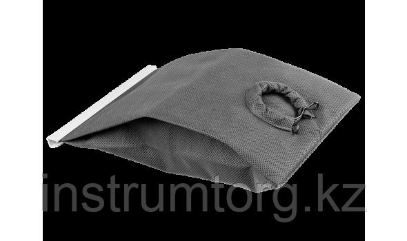 """Мешок тканевый """"ЗУБР"""" для пылесосов модификации М3, многоразовый, 20 л"""