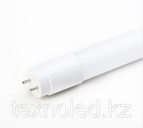 Светодиодная лампа Led T8 /120м/18W 6000K(стекло), фото 2