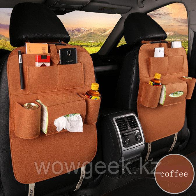 Органайзер для сидения автомобиля