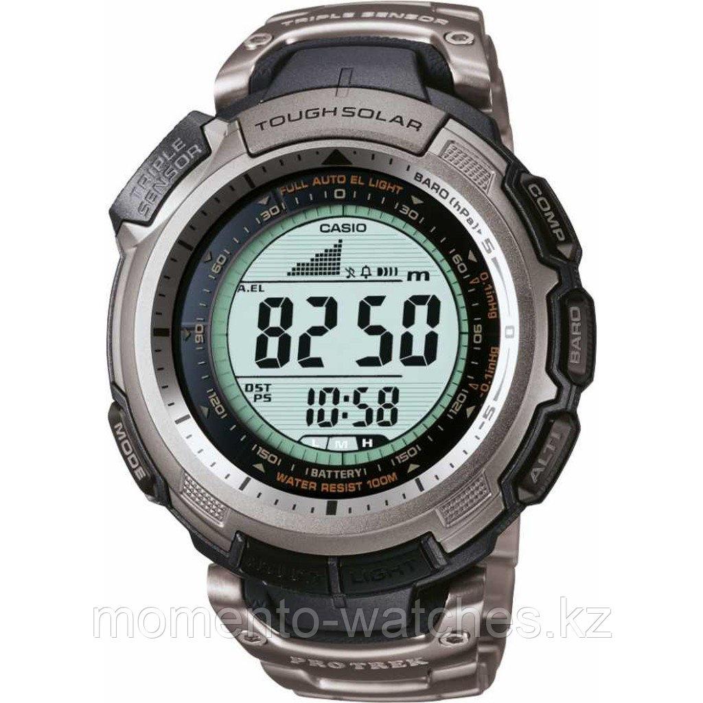 Мужские часы Casio PRO TREK PRG-110T-7VDR