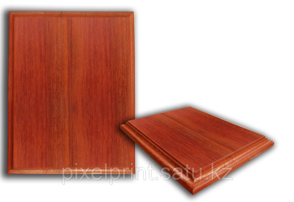 Плакетка деревянная А4 (основа)