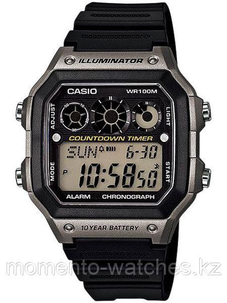 Мужские часы Casio AE-1200WH-8AVDF