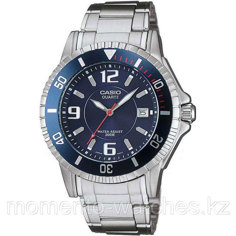 Мужские часы Casio MTD-1053D-2AVES