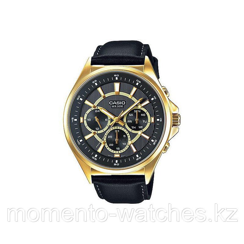 Мужские часы Casio MTP-E303L-1AVDF
