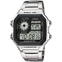 Мужские часы Casio AE-1200WHD-1AVDF