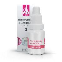 Пептидный комплекс-3 для иммунной системы. Натуральный.
