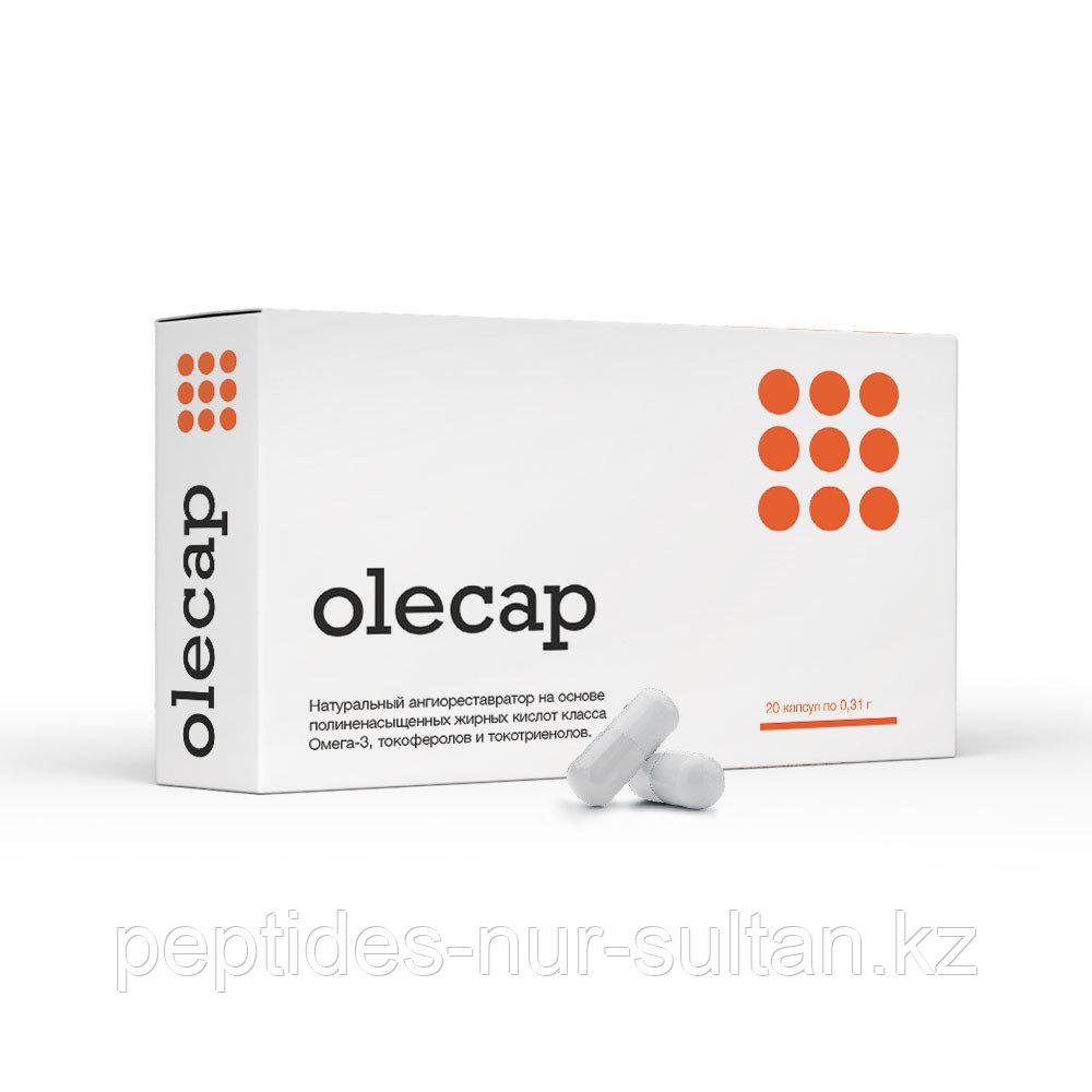 ОЛЕКАП - комплекс с Омега-3-6