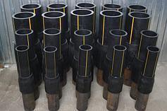 Неразъемное соединение полиэтилен сталь (НСПС)