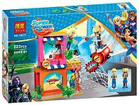 Конструктор BELA Super Hero Girls Супергёрлз [144-223 детали] (10617, Харли Квинн спешит на помощь)