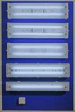 Светильник ЛСП 2х36 подвесной с люминесцентными лампами, фото 2