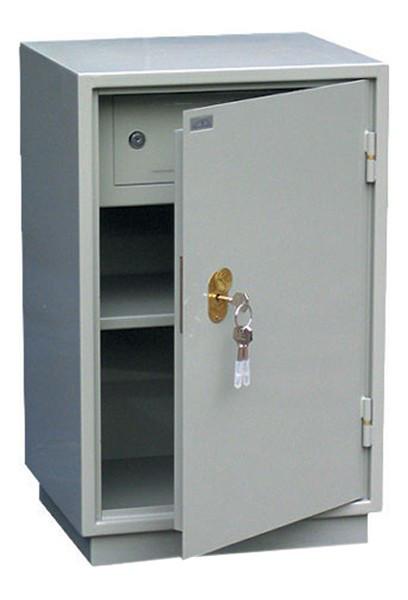 Металлический бухгалтерский шкаф КБ – 011-Т / КБС -011-Т