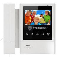 Видео домофон цветной STR-4BT Стражник