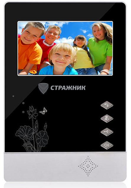 Видео домофон цветной STR-4B Стражник