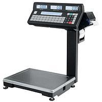 Весы торговые с печатью этикеток ВПМ-15.2-T1 (MF)