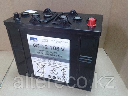 Аккумулятор Sonnenschein (Exide) GF 12 105 V (12В, 120Ач), фото 2