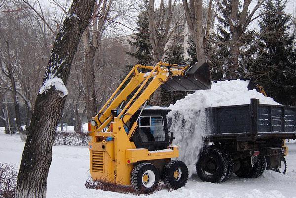 Вывоз снега в Алматы - фото 2