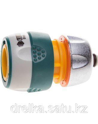 Соединитель RACO Profi-Plus (шланг-насадка) пластиковый с автостопом, 1/2, 4247-55094B, фото 2