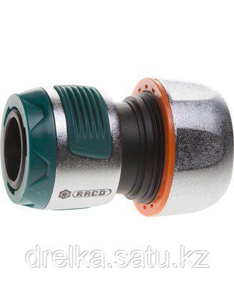 Соединитель RACO Profi-Plus (шланг-насадка), усиленный пластик, 3/4, 4247-55099B
