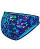 Плавки женские TYR Machu Bikini Bottom цвет 461 Голубой/Мульти размер XS, фото 2