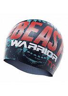 Шапочка для бассейна TYR Beast Warrior Swim Cap